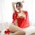 情趣内衣骚古代青楼睡衣服激情套装超骚性感透明挑逗肚兜诱惑床上