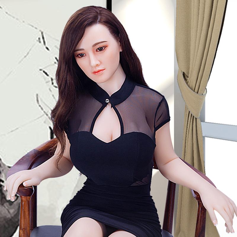 实体娃娃硅胶充气女娃仿真成人男性用美女朋友大型情趣可插性玩偶