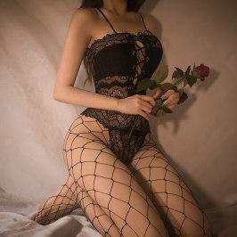 私密小草莓情趣内衣套装超骚激情睡衣诱惑性感床上连体丝袜火辣