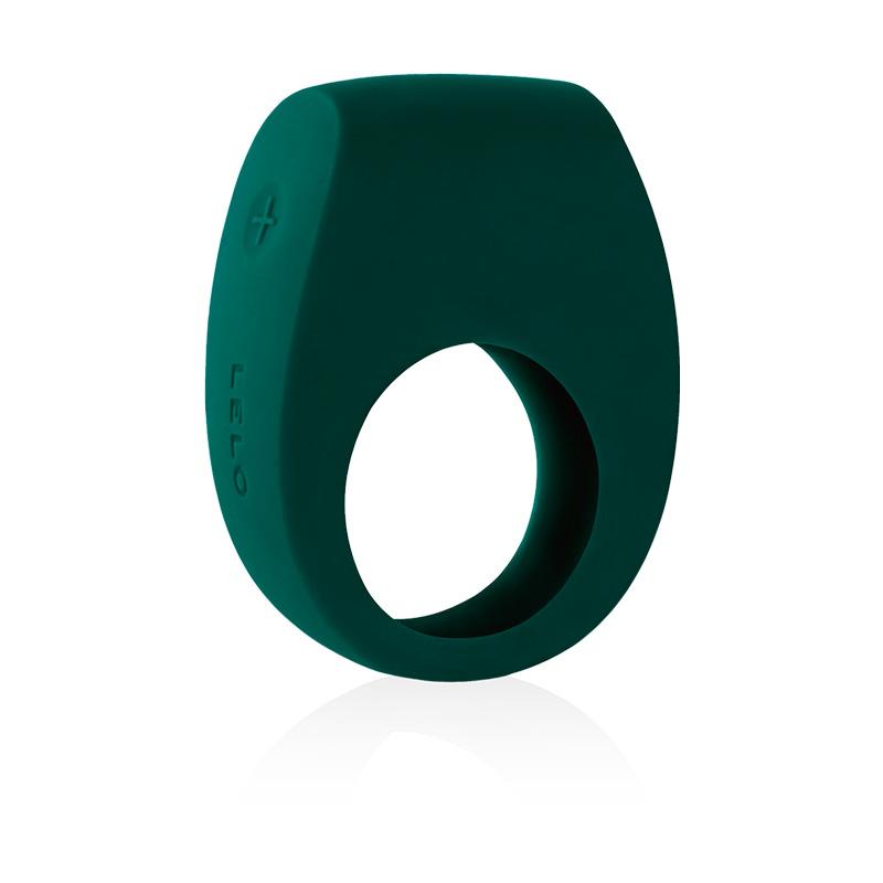 LELO TOR2代托尔男女共用高潮锁精环阴茎环阴蒂震动环情趣用品