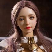 奇她官方硅胶实体娃娃晓柒非充气男用性玩偶可插入老婆男性性玩具
