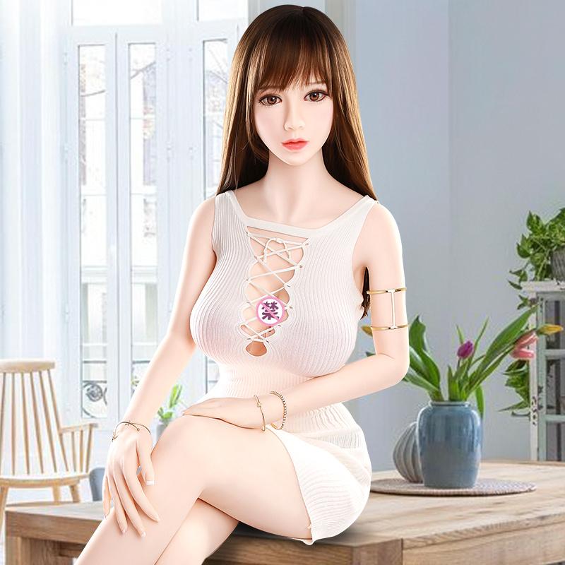 实体硅胶娃娃i充气女娃真人男用可插成人情趣性品玩偶机器人老婆